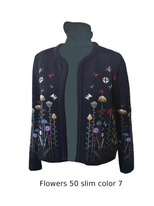 Frowers 50 v7 merinovilla jakku