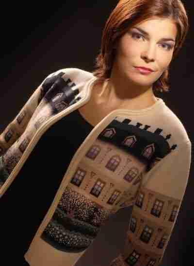 House merino wool jacket