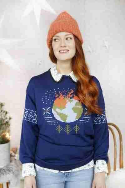 HS-Klimawandel Pullover