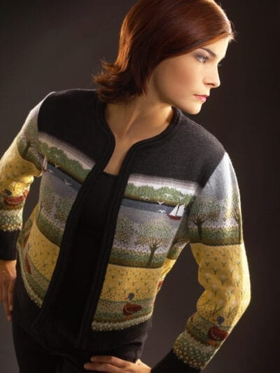 Sail 50 merino wool jakku
