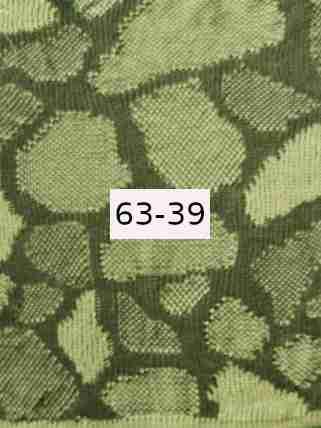Bio Flachs grün - hellgrün