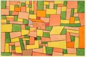 Bild von Paul Klee