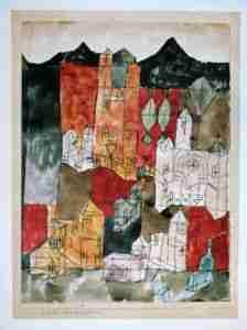 Paul Klee maalaus