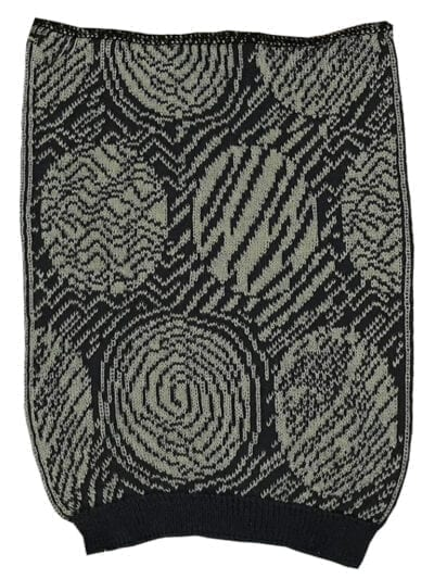 Väritilkku musta-harmaa