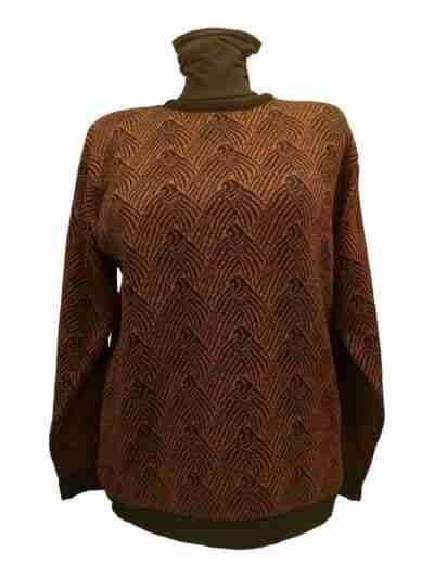 Merino-Wolle Pullover