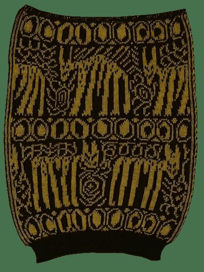 Lubus värikartta musta-keltainen